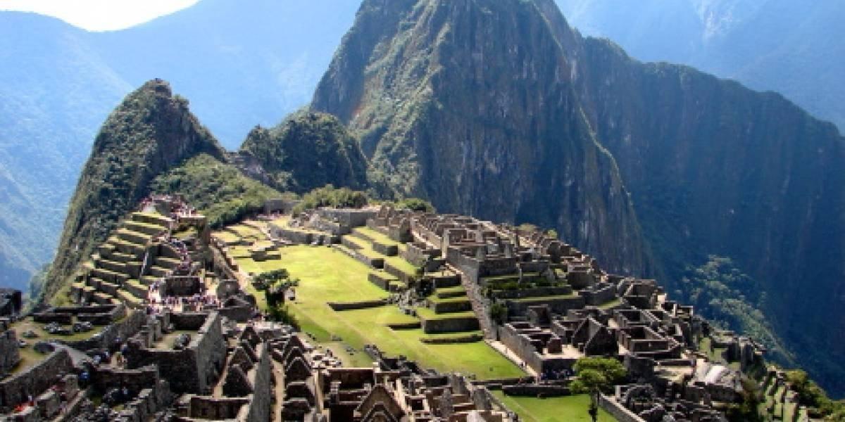 """Turista captó un """"ovni"""" en las ruinas de Machu Picchu"""