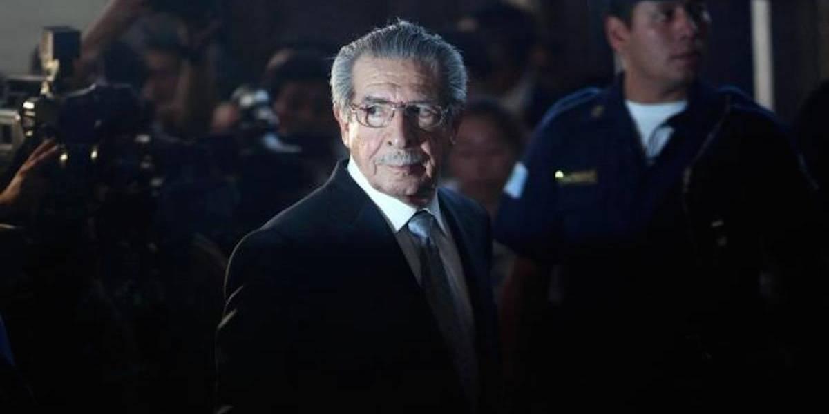 Fallece de un infarto el general golpista Ríos Montt, juzgado por genocidio en Guatemala