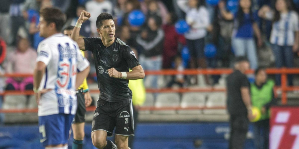 Monterrey da golpe de autoridad sobre Pachuca