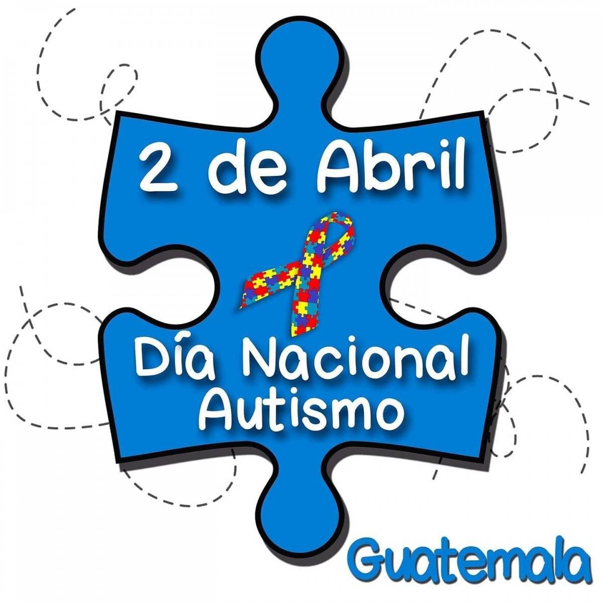 Organizaciones conmemorarán el Día nacional del Autismo