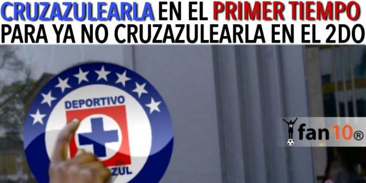 Los mejores memes de la derrota de Cruz Azul en el Clásico Joven
