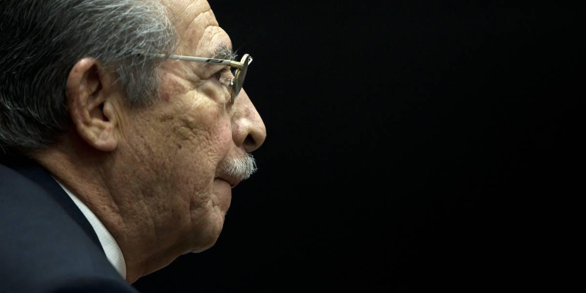 Muere de un infarto el ex dictador de Guatemala Efraín Ríos Montt
