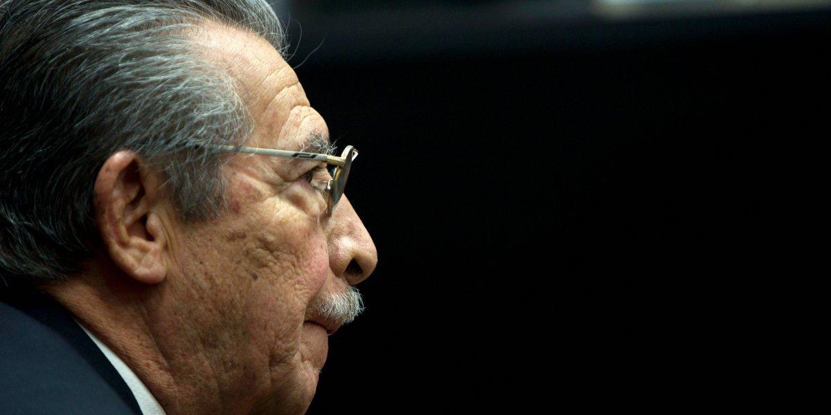 Fallece de un infarto Efraín Ríos Montt, exdictador de Guatemala