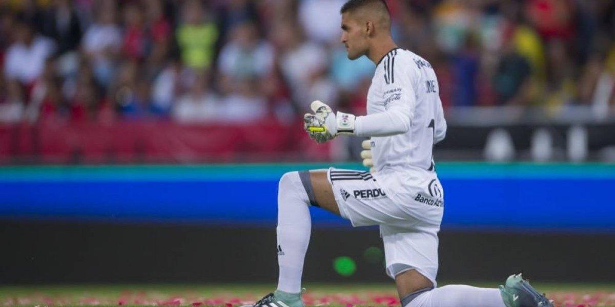 José Hernández nunca olvidará su debut con el Atlas