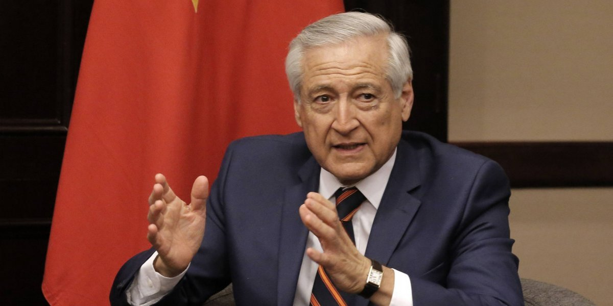 Heraldo Muñoz postulará a la presidencia del PPD
