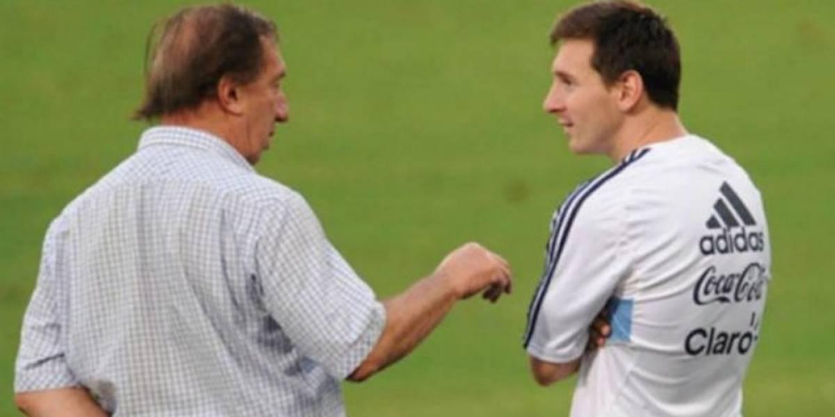 'Messi tiene que ganar Mundial para estar al nivel de Pelé y Maradona': Bilardo