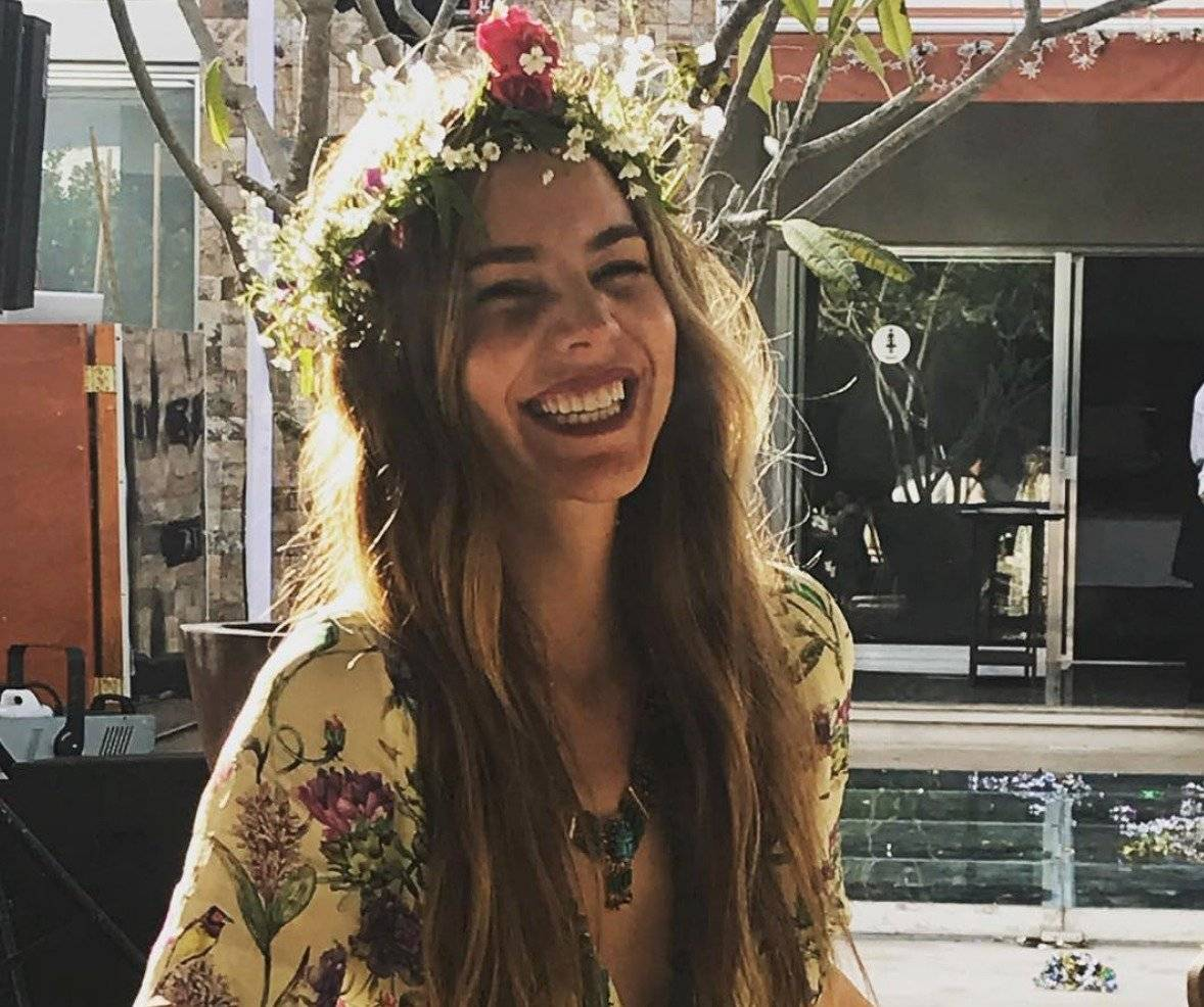 La actriz sorprendió a todos con su atuendo Instagram