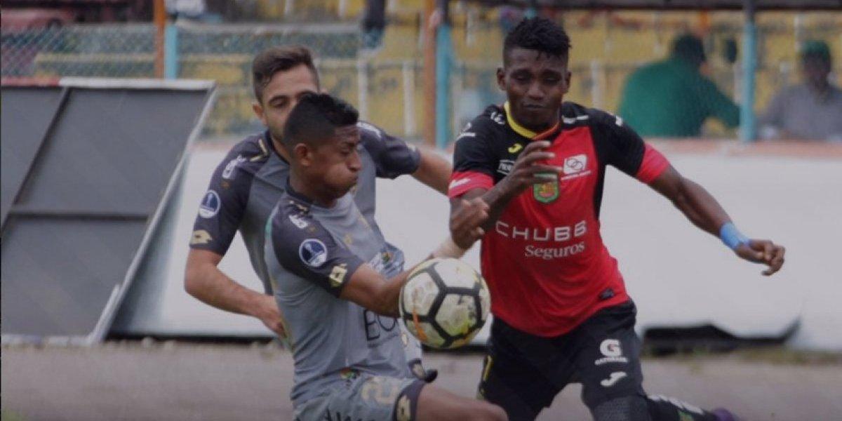 Deportivo Cuenca empató sin goles con Club Deportivo El Nacional
