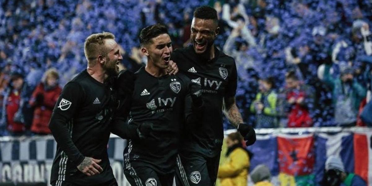 Felipe Gutiérrez y Jeisson Vargas se lucieron con sendas anotaciones en la MLS