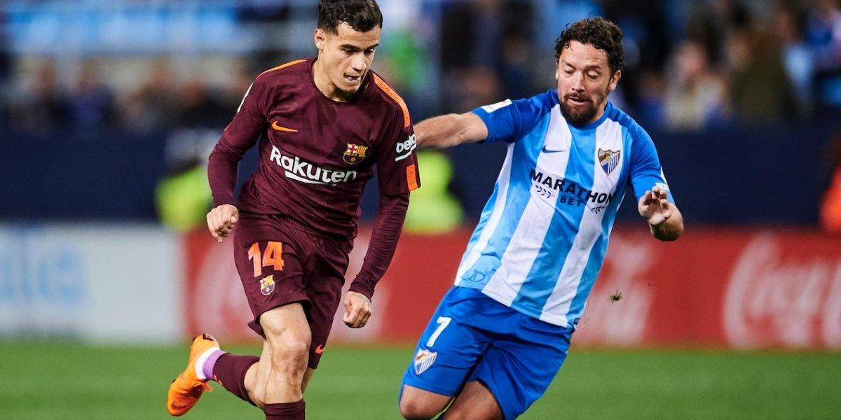 El Málaga de Manuel Iturra obtuvo su primer triunfo del 2018 en España