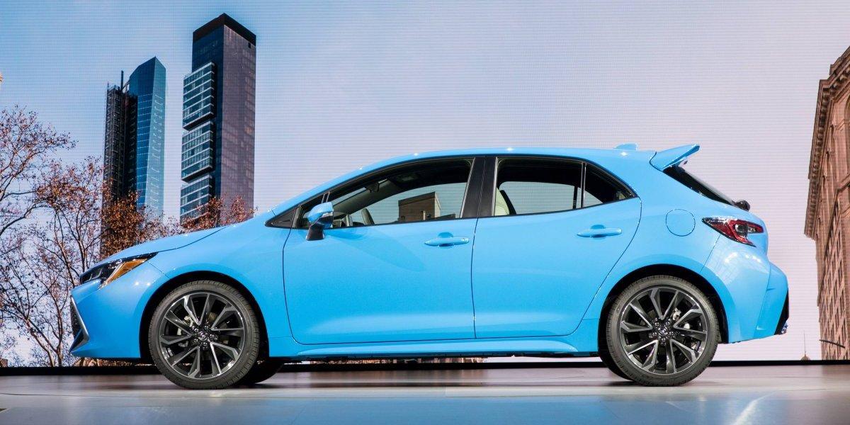 Así lucen la nueva RAV4 y el Corolla Hatchback de Toyota