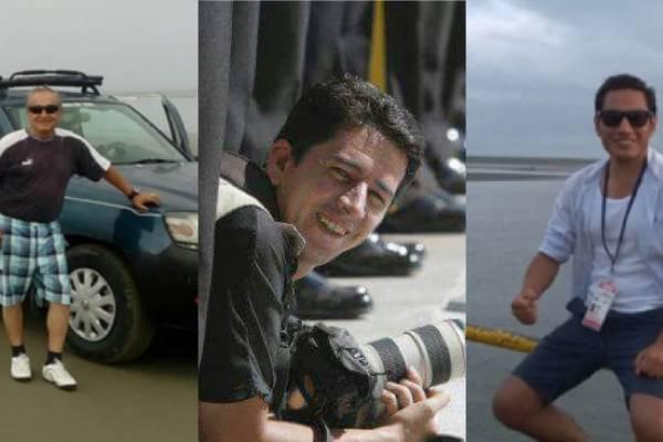 Familiares del equipo periodístico secuestrado en Esmeraldas revelan sus identidades