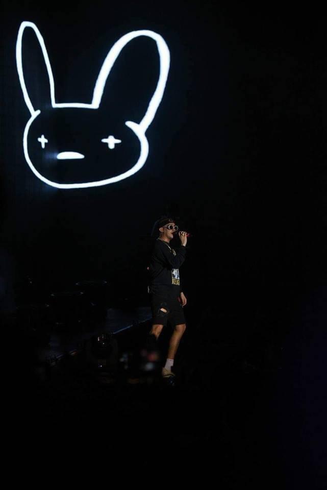 Bad Bunny se presentó en el Puerto San José para el segundo concierto de la Gira Refrescante Pepsi 2018. Foto: Douglas Suruy