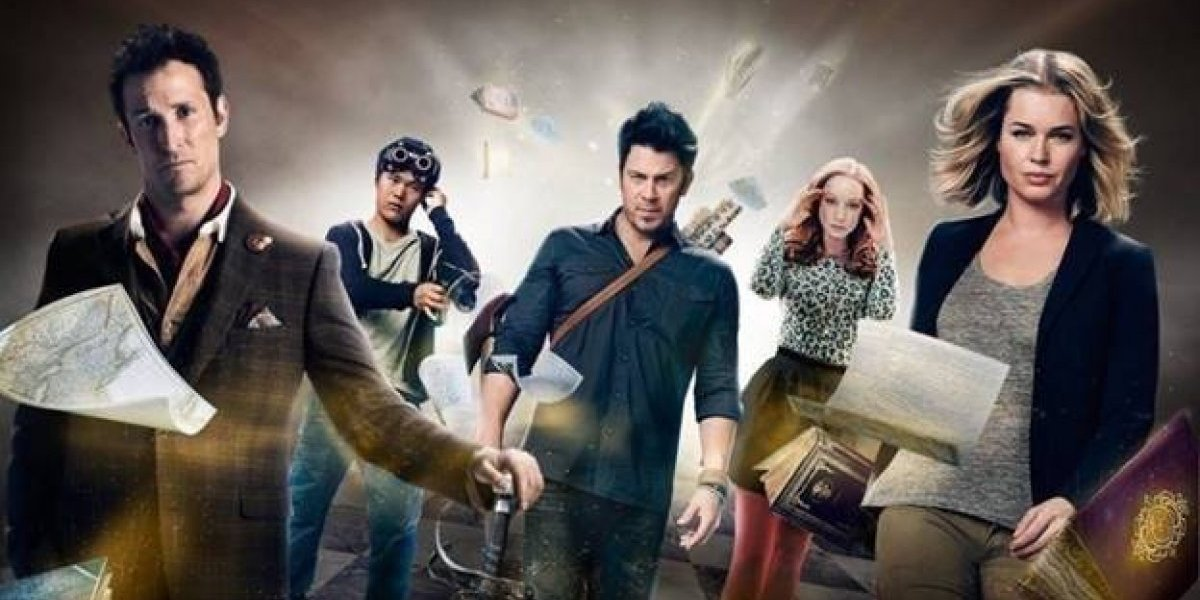 'The Librarians'  llegan más intrépidos a la TV