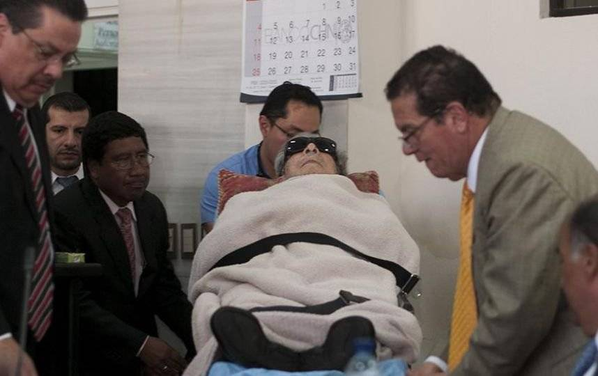 José Efraín Ríos Montt segundo juicio genocidio