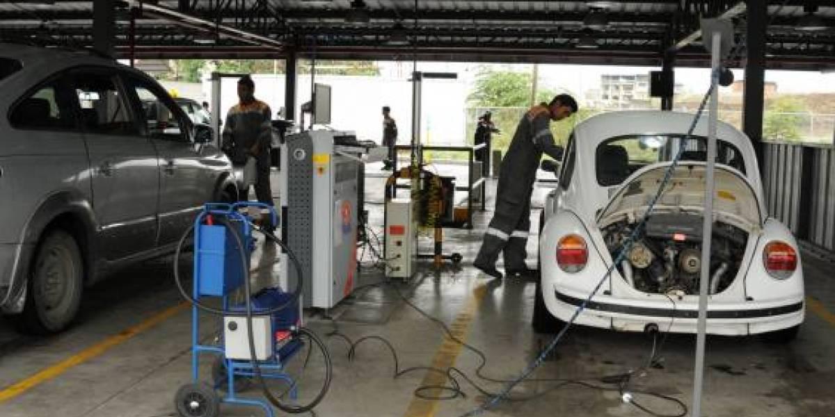Guayaquil: hasta el 7 de abril se extiende revisión y matrícula de vehículos