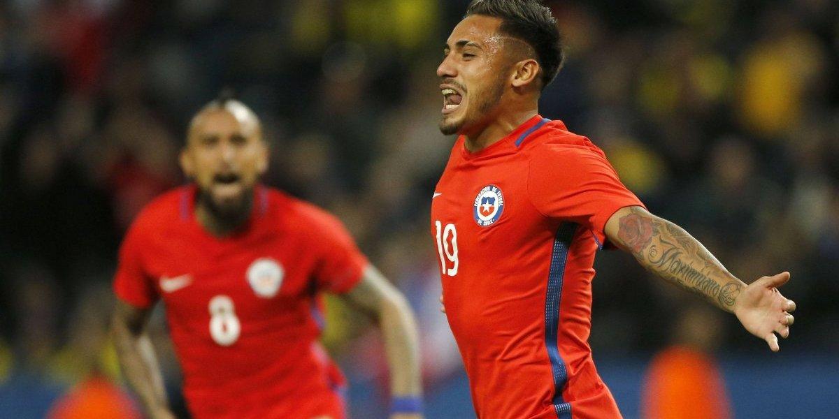 """En la UC esperan por la mejor versión de Bolados: """"No hay que obnubilarse con un gol en la Selección"""""""