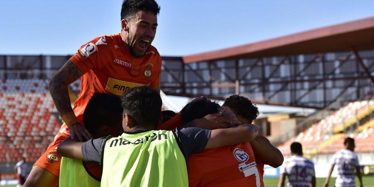 Primera B: Cobreloa vence a La Serena y Wanderers vuelve a las derrotas ante Ñublense