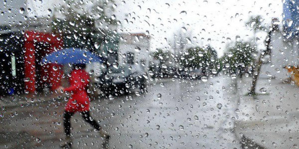 Se pronostica lluvia en la noche para Guayaquil