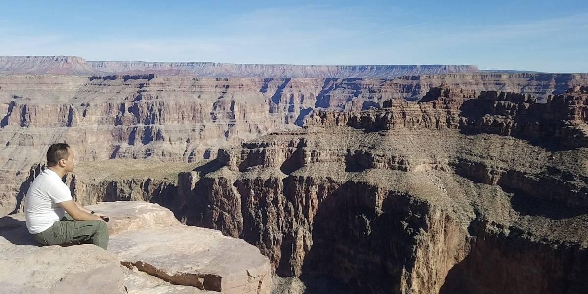 Visita el Gran Cañón desde las alturas
