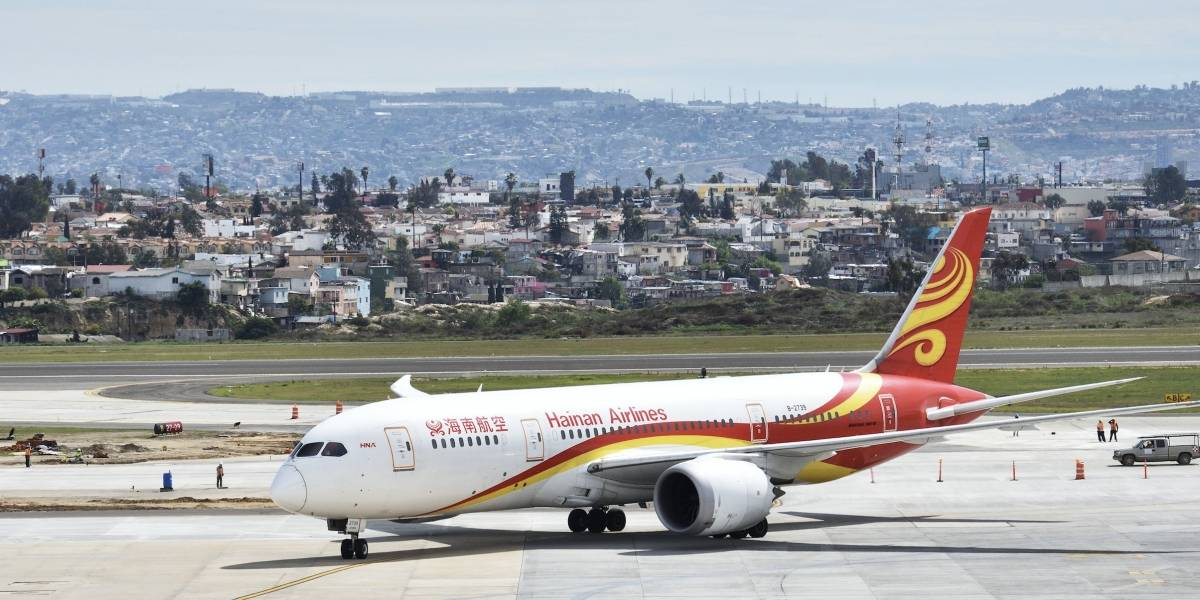 Ahora podrás viajar a China a través de Hainan Airlines