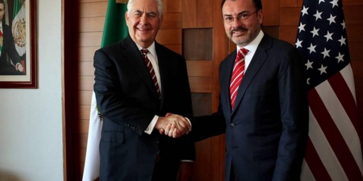 México y EU trabajan juntos en temas migratorios, asegura la SRE