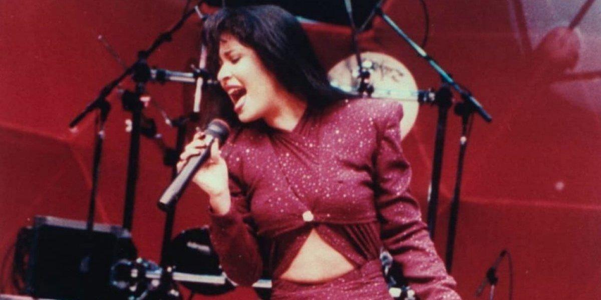 Esta es la última foto de Selena Quintanilla antes de morir