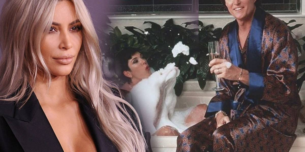 La foto con la que Kim Kardashian ofendió a Caitlyn Jenner