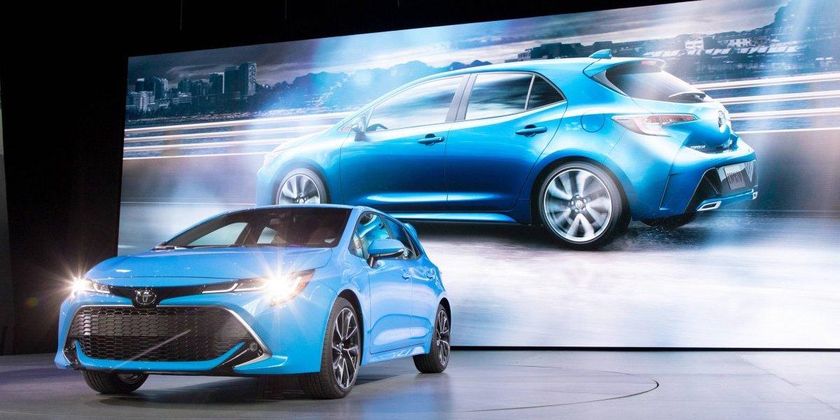 Toyota estrenará autos conectados en Japón