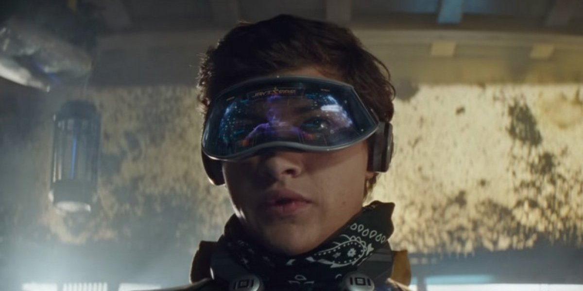 """Ready Player One"": Tye Sheridan cree que Steven Spielberg es divertido"