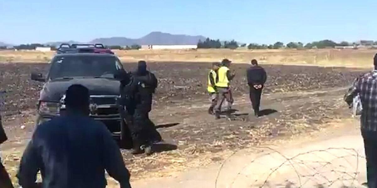 Surge nueva disputa por terrenos alrededor del aeropuerto tapatío