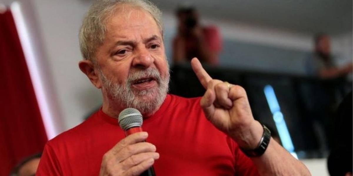 Defesa de Lula entrega ao STF parecer contra prisão após segunda instância