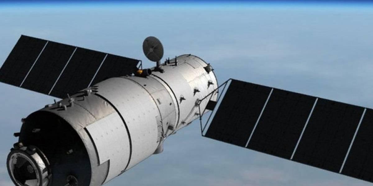 Como estação espacial chinesa cairá na Terra após 7 anos em órbita