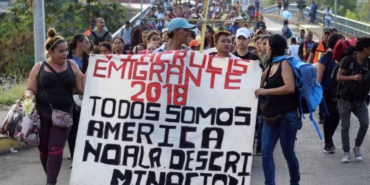 A dónde se dirige y qué busca la gran caravana de migrantes que puso en alerta al presidente Donald Trump