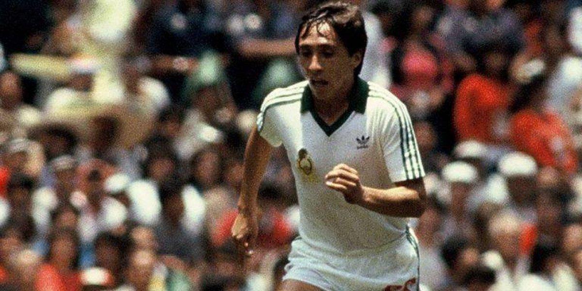 VIDEO: Gol de Manuel Negrete competirá con el de Pelé
