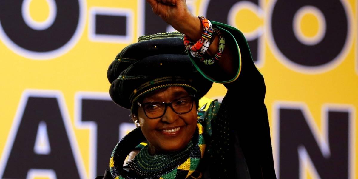 Ativista sul-africana contra o apartheid Winnie Mandela morre aos 81 anos