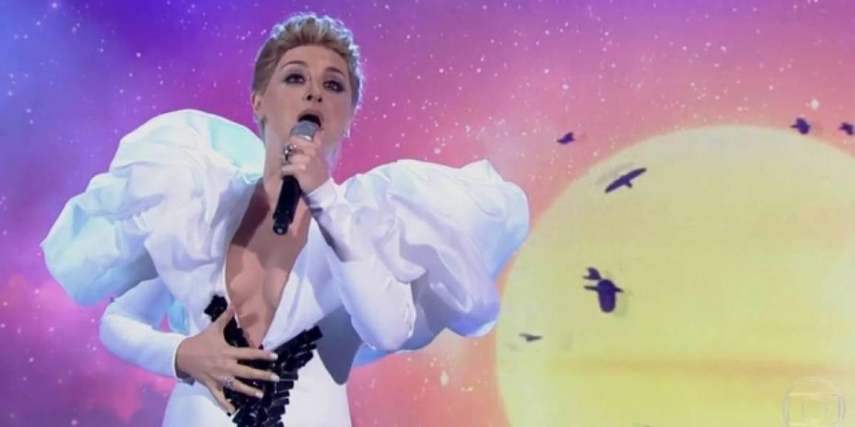 Buscas por Alessandra Maestrini crescem 3.700% após 'Domingão'