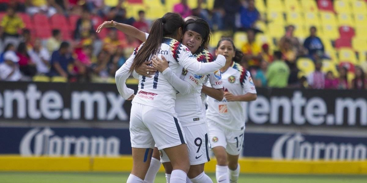 América consigue histórica goleada en la Liga MX Femenil