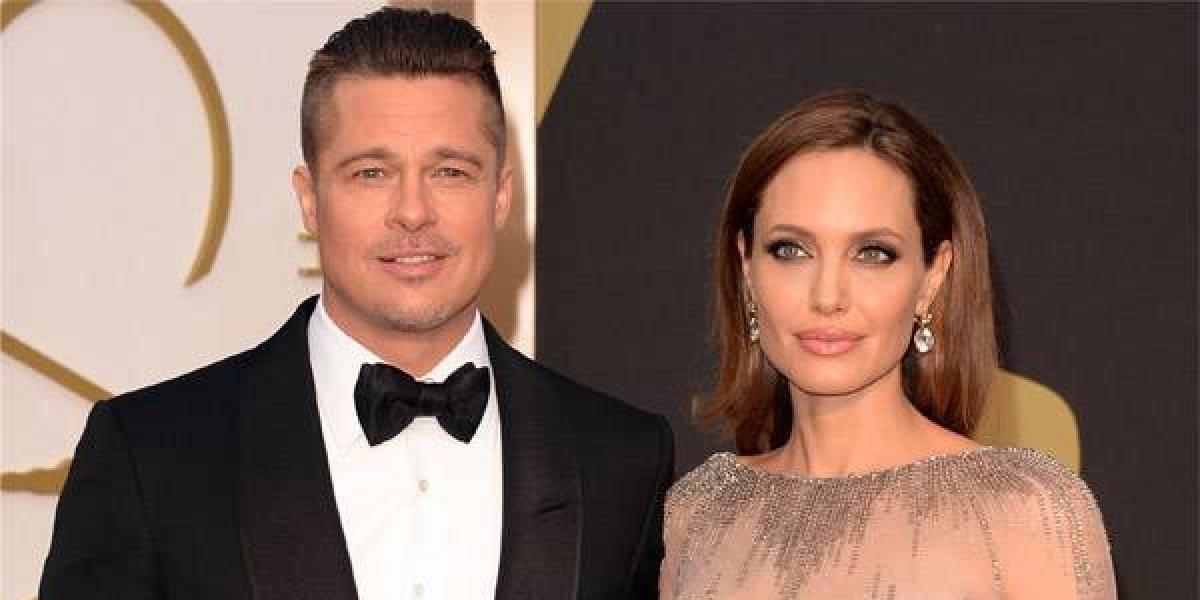 Angeline Jolia y Brad Pitt llegan a un acuerdo de divorcio