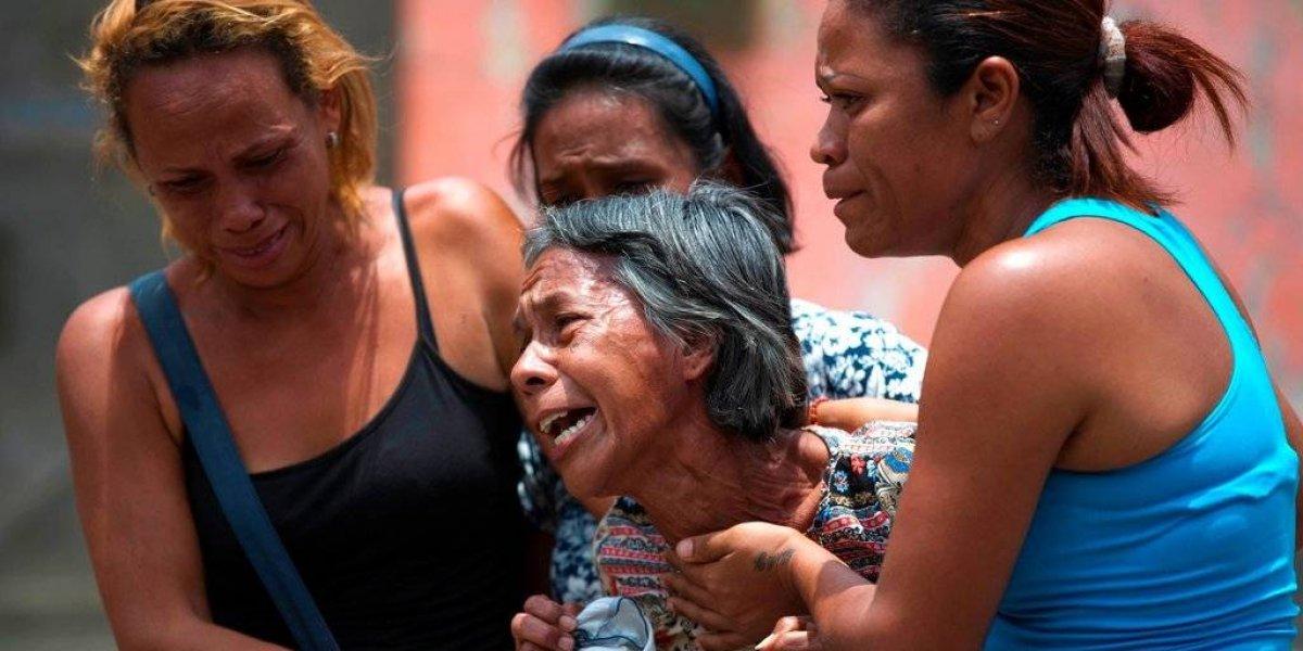 Venezuela: Reos serían responsables del incendio que dejó 68 muertos