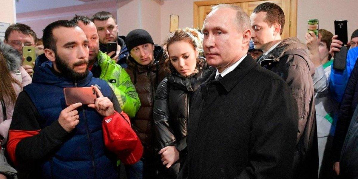Trump invita a Putin a la Casa Blanca
