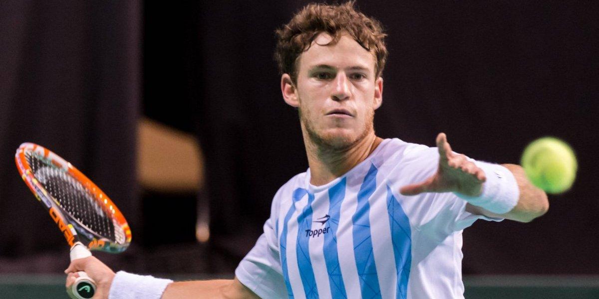 Copa Davis: los malos números de Schwartzman y Pella que alimentan la ilusión de Chile