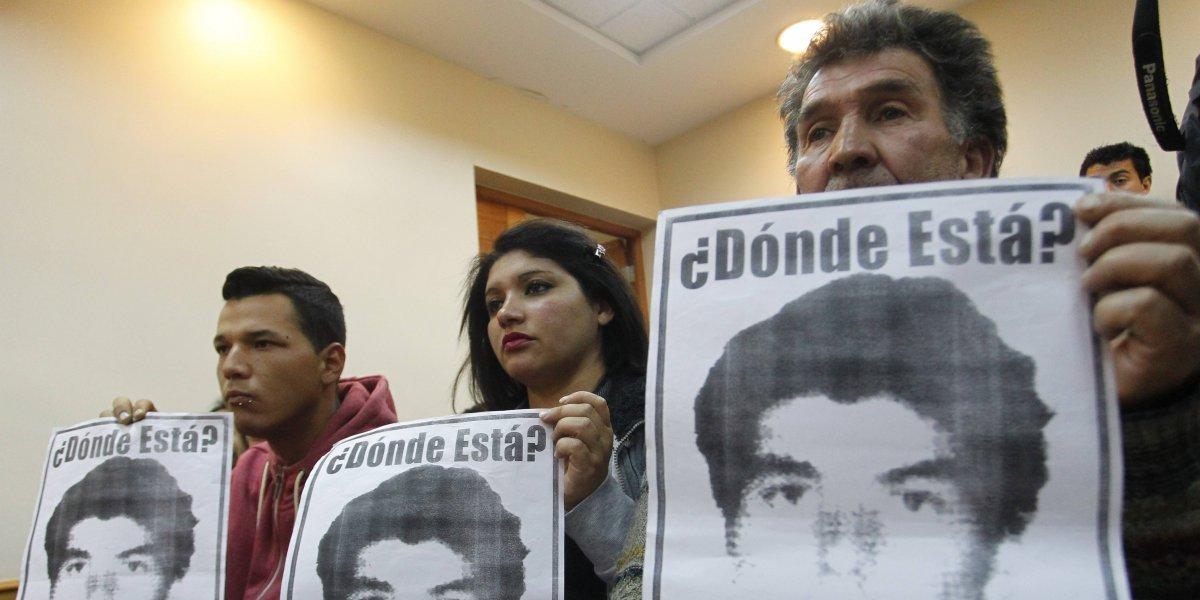 Este martes se conocerá el veredicto por el caso de desaparición de José Vergara