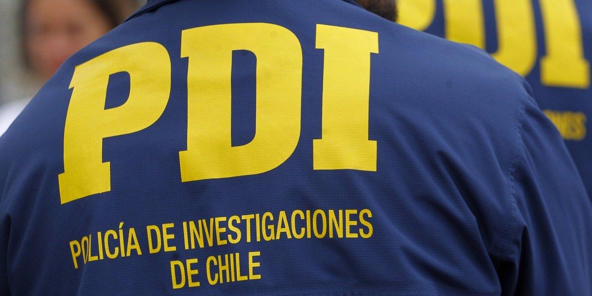 PDI detuvo a hombre luego de retener y abusar sexualmente de su pareja