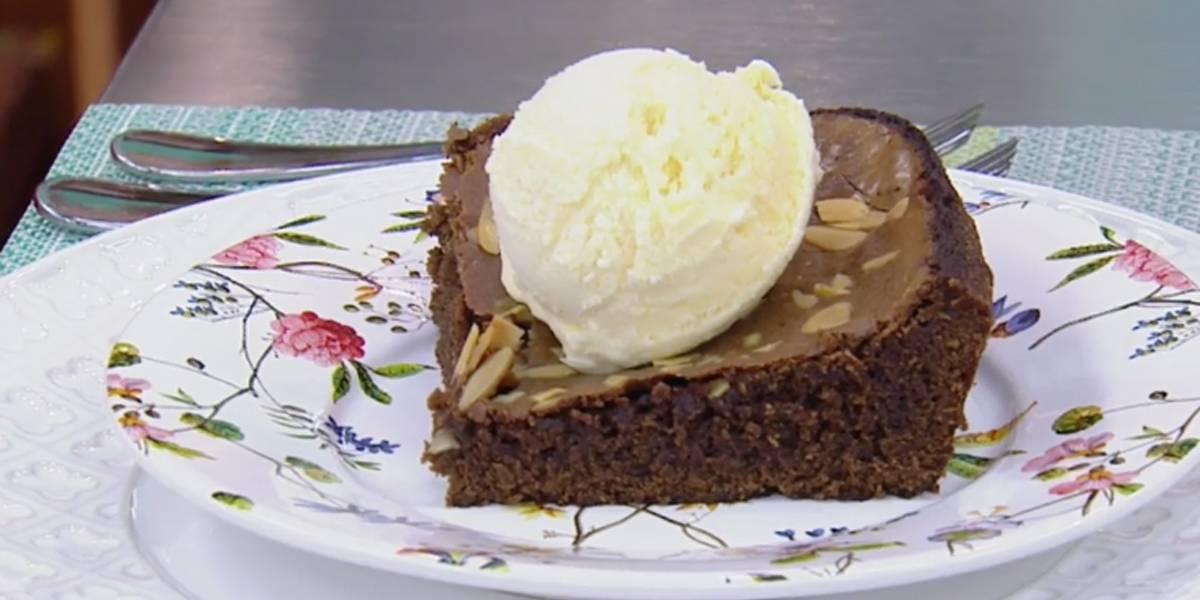 Aprenda a fazer Brownie com sobras dos ovos de Páscoa
