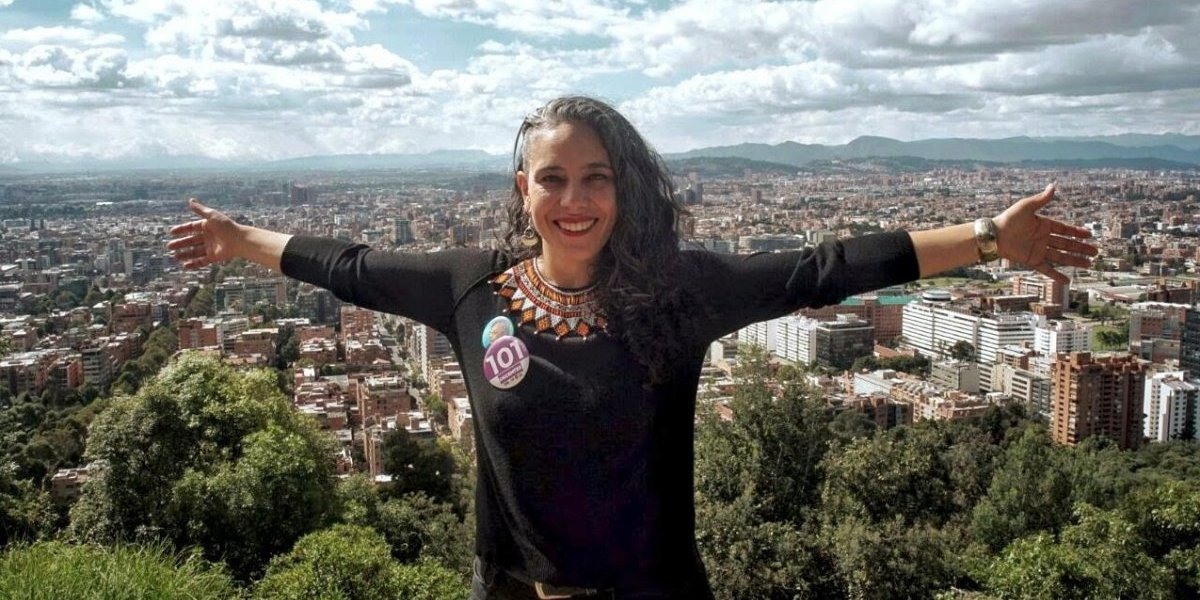 """""""En Bogotá hay un gobierno que actúa  a espaldas de la ciudadanía"""": María José Pizarro"""