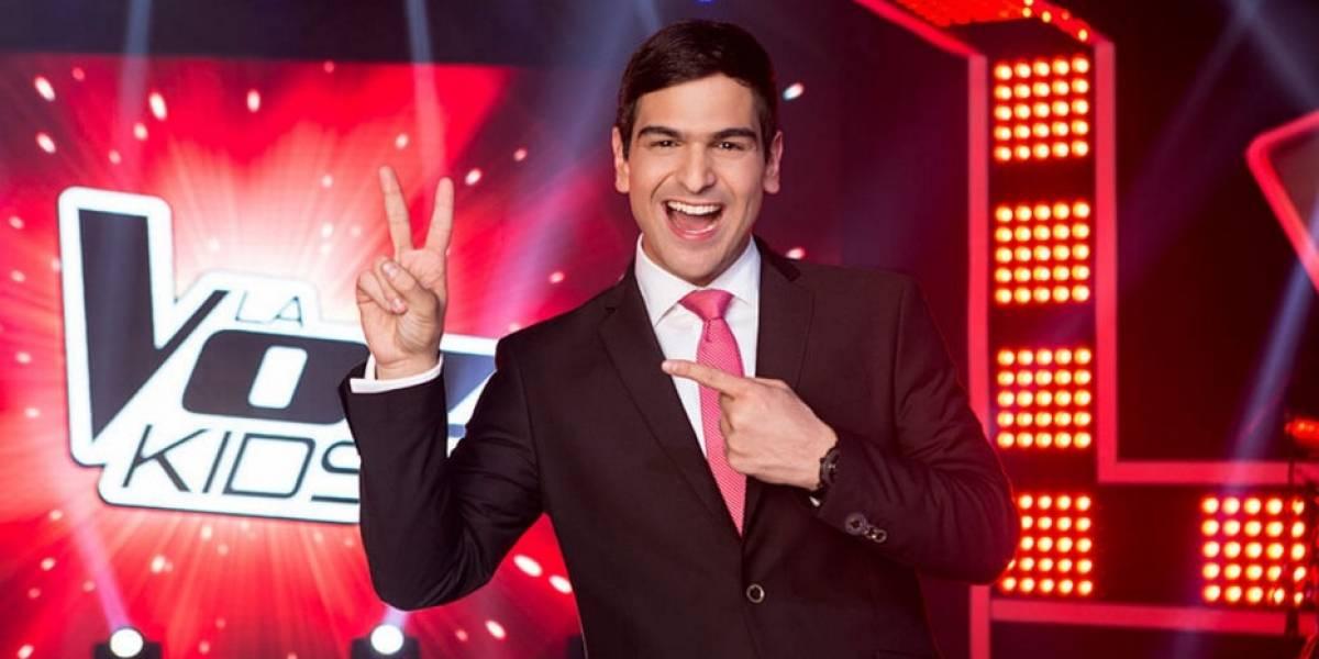 Las confesiones de Alejandro Palacio sobre 'La Voz Kids'