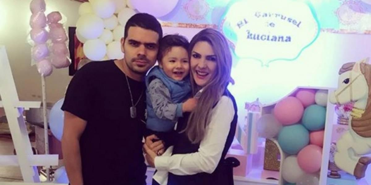¿Es verdad que Ana Karina Soto se separó?