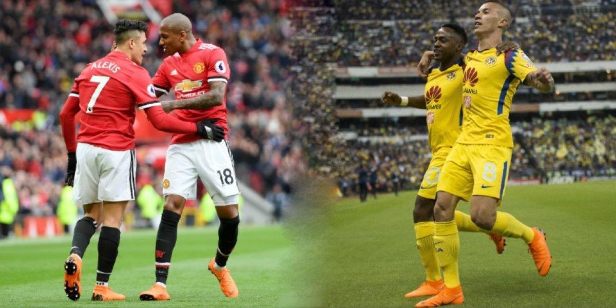 América y Manchester United confirman juego en verano