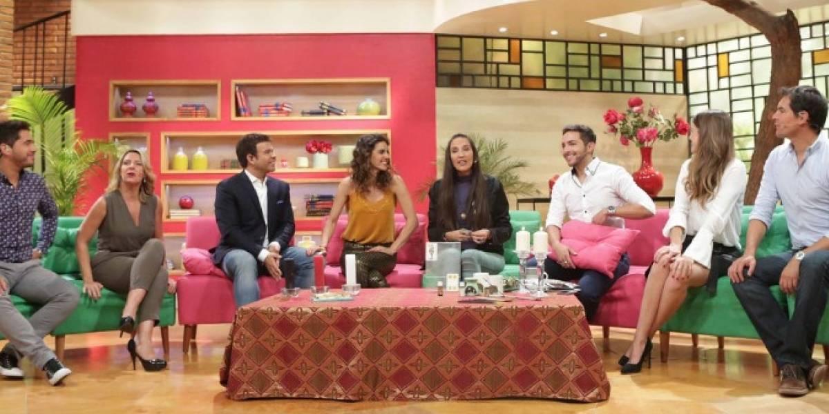 """""""Muy Buenos Días"""" logra el segundo lugar del rating con renovada escenografía, debut de panelista y """"nuevo"""" nombre que evoca a sus orígenes"""
